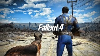 Fallout 4 Gameplay [PC 1080p HD]
