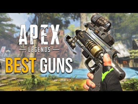 Apex Legends Best Guns Guide
