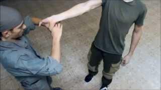 Архив - Излом пальца (Техника выполнения болевого на палец)