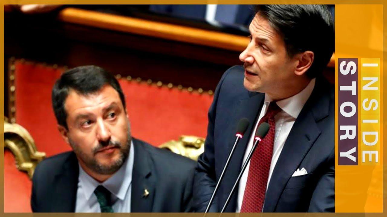 AlJazeera English:Will Matteo Salvini be Italy's next prime minister?
