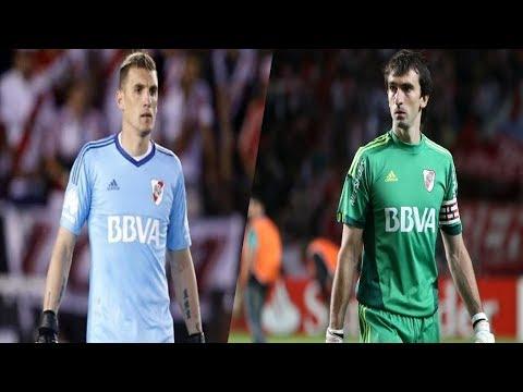 FRANCO ARMANI VS MARCELO BAROVERO ● MEJORES ATAJADAS