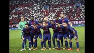 Olympiacos vs FCB [0-0], Champions League Group Stage, 2017
