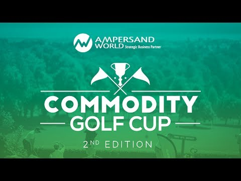 Commodity Golf Cup & Coktail - 2nd Edition