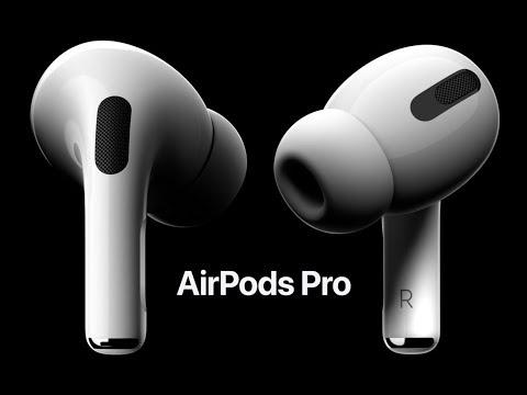 AirPods Pro------ A P P L E  😍😍😍 2020