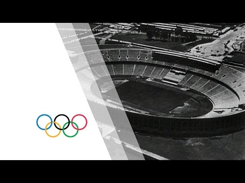 The Full St. Moritz 1948 Official Olympic Film | Olympic History