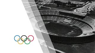 オリンピック公式記録映画を時系列に観る