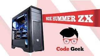 Nox Hummer ZX Review en Español