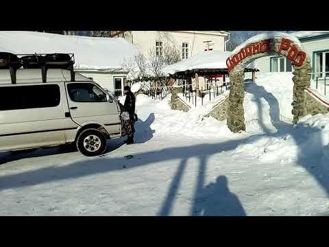 """""""Путешествие"""" из Хабаровска в Николаевск на Амуре. Как это было."""