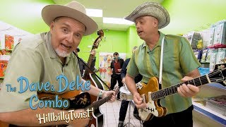 'Hillbilly Twist' The Dave & Deke Combo ROCKABILLY RAVE (sessions) BOPFLIX