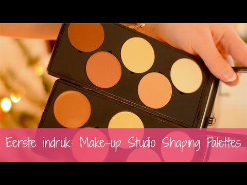 Make-Up Studio Shaping Palettes