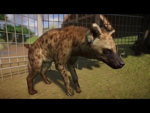Hyena Mod Updates and Africa Pack Discussion | Planet Zoo |