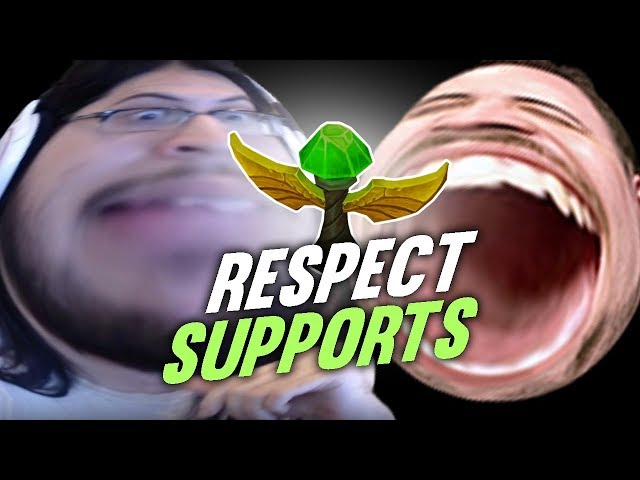 Imaqtpie - RESPECT SUPPORT PLAYERS!