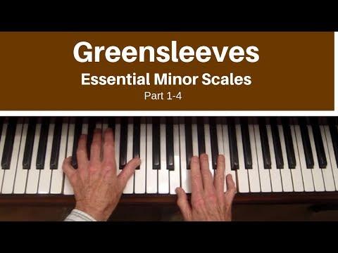 Essential Minor Scales: