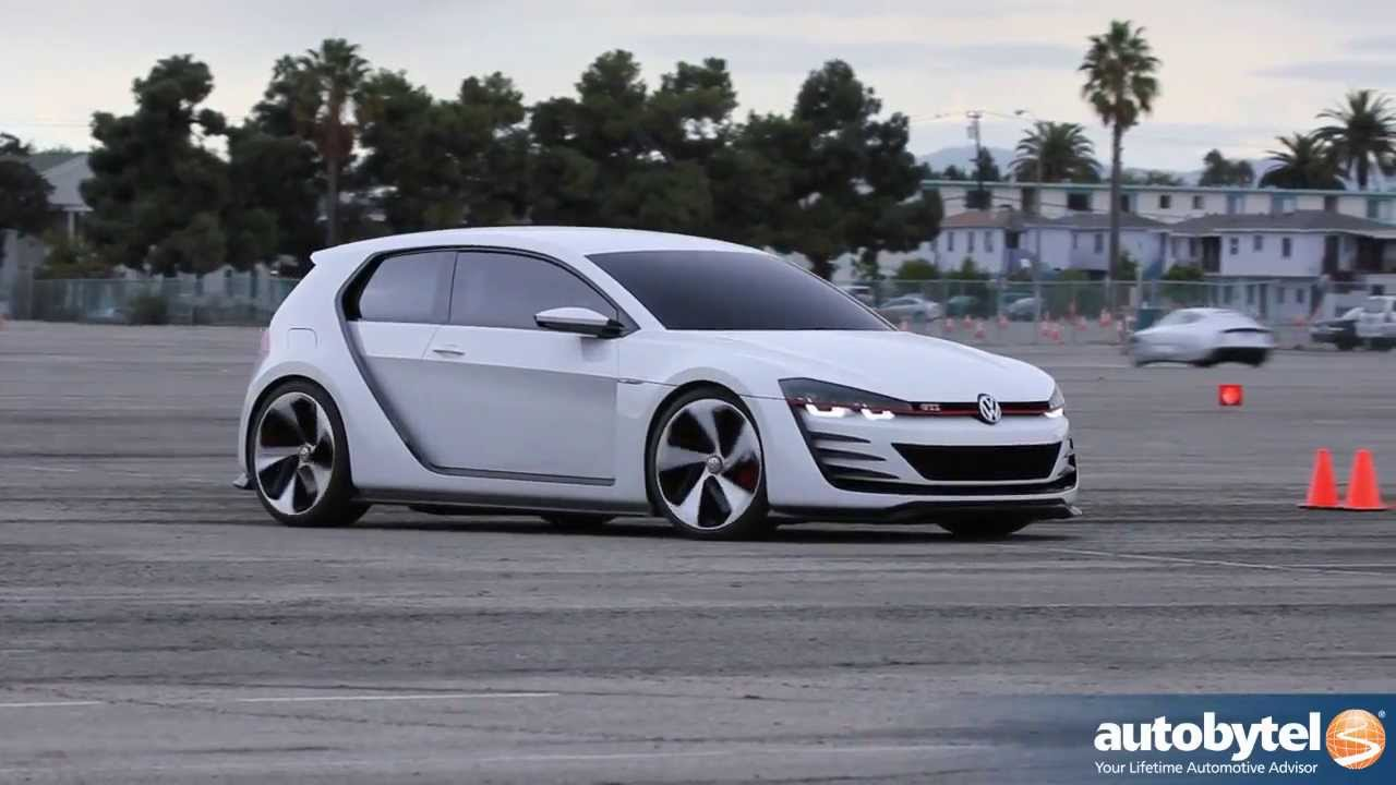 Driving Volkswagen Concepts Tuned GTI 500 HP Superbeetle and XL1