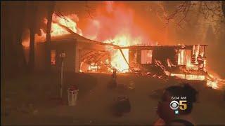 Video CAMP FIRE: Survivors return to the devastated neighborhoods in Paradise download MP3, 3GP, MP4, WEBM, AVI, FLV November 2018