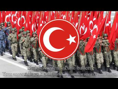 Turkish Military Song - Ceddin Deden (Song of Forefather)