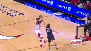 Jimmy Butler at the Buzzer!!! | Tissot Buzzer Beater | 12.28.16