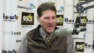 Laramie Live talks with WY House District 14 Candidate Matt Burkhart