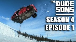 "The Dudesons Season 4 Episode 1 ""Follow the leader: Winter edition"""
