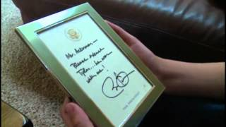 President Obama Writes Excuse Note For Boy Who Missed School To Attend.