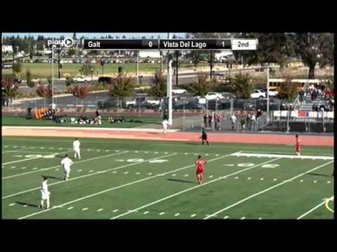 Soccer - Vista Del Lago vs  Galt