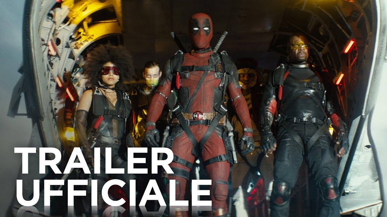 Download Deadpool 2 – La Seconda Venuta | Trailer Ufficiale #2 (Greenband) HD | 20th Century Fox 2018