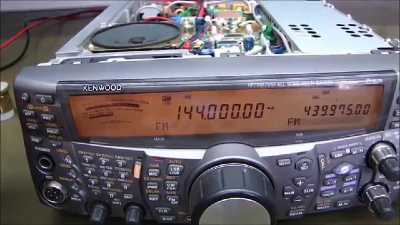 ALPHA TELECOM: KENWOOD TS-2000 SEM POTÊNCIA EM HF, 50MHZ e 144Mhz