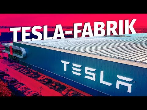 EPISCHER ROADTRIP ZUR TESLA-FABRIK | Tesla Model S | Holland