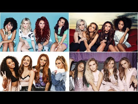 Evolution of Little Mix (Chart History 2011 - 2017)