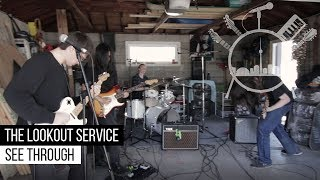 The Lookout Service - See Through | Music Scene Toronto Live Session