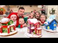 Deck the Halls Nursery Rhymes and Kids Songs with Five Kids