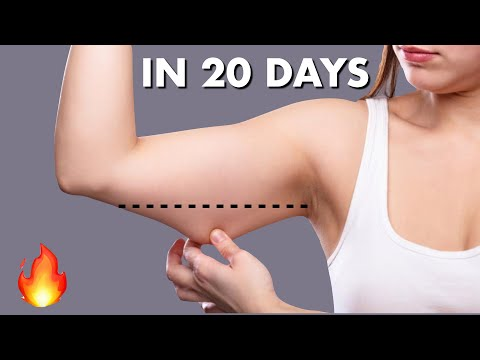 SLIM AND TONED ARMS | Quick And Effective Workout Routine | No Equipment