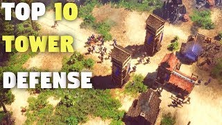 Top 10 Tower Defense Games For iOS & Android  | GameZone