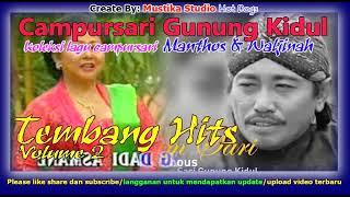 Video 1 Jam Menikmati Lagu Campursari Manthous mp3 Lawas~Volume 2 download MP3, 3GP, MP4, WEBM, AVI, FLV Juli 2018