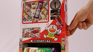 Diy Umaibo Vending Machine Paper Craft