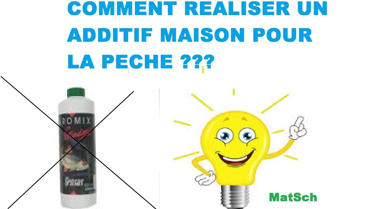 Technique p che au coup carpe br me gardon r aliser un for Amorce maison pour carpe