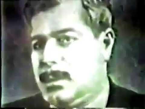 Георгий Агабабов на могиле Каро в Баку 1983г