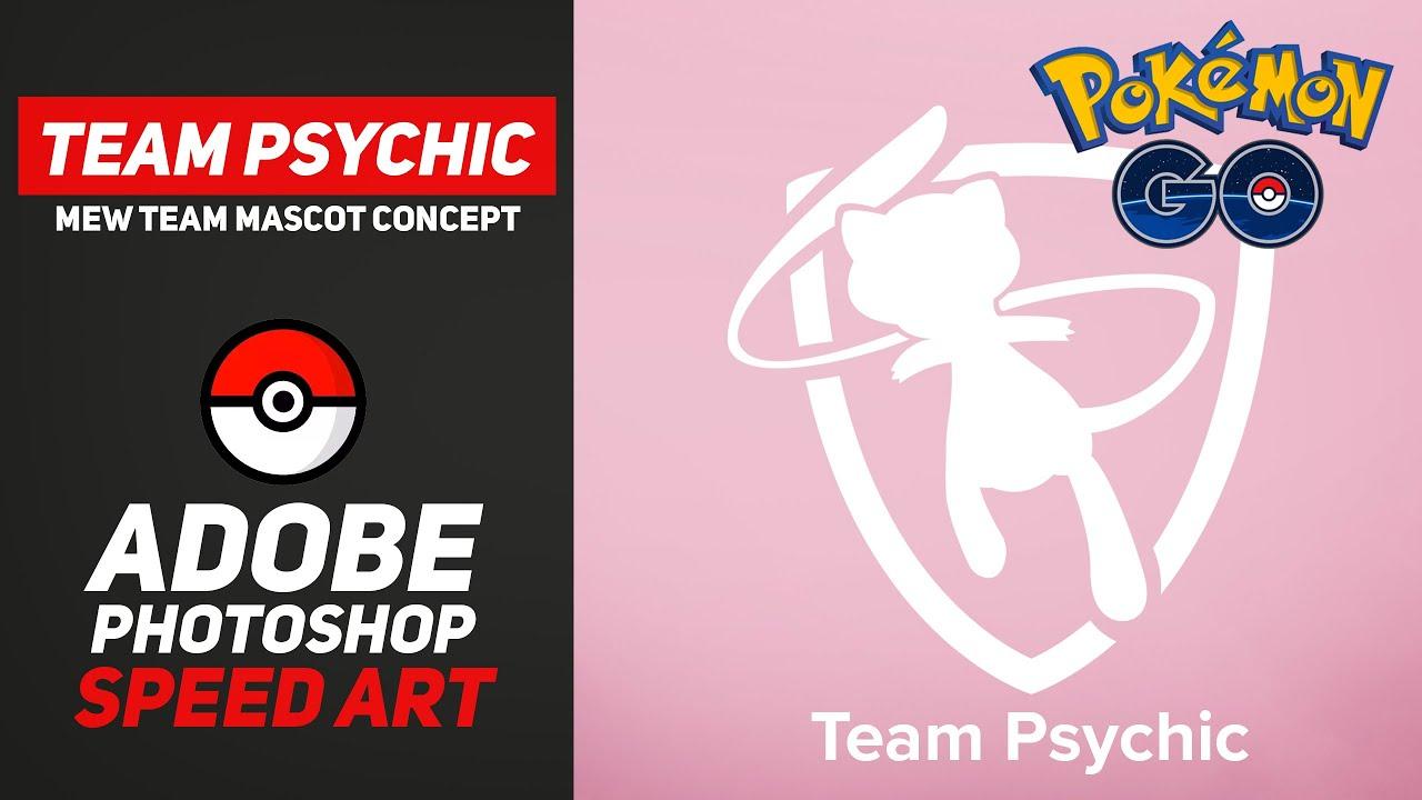 New Pokemon Go Team Psychic