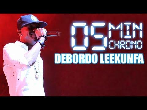 Debordo Leekunfa sa carrière musicale en 5Mn Chrono