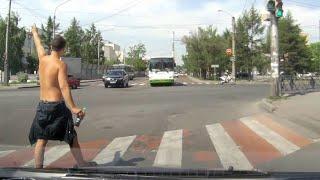 Идущие напролом или бессмертные пешеходы. Осторожн...