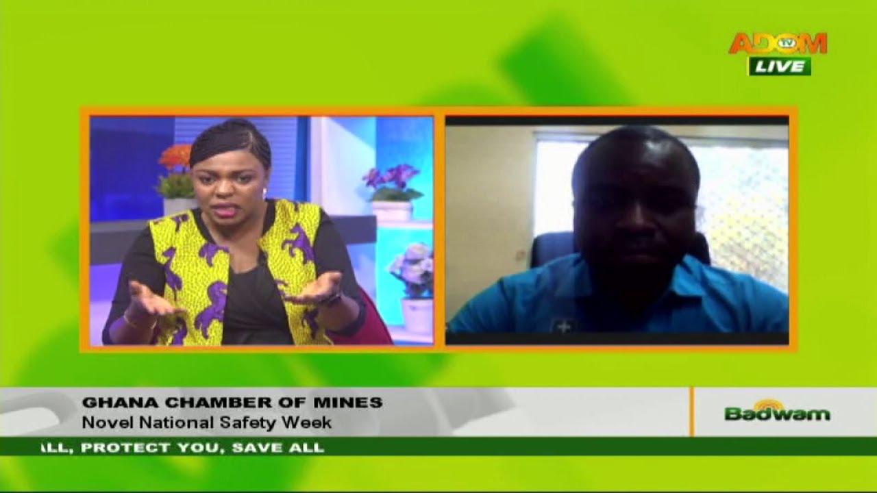 Ghana Chamber Mines Afisem On Adom Tv 22 9 20 Youtube