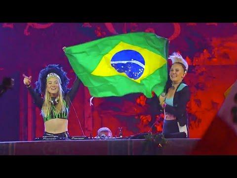 Tomorrowland Brasil 2015 | NERVO