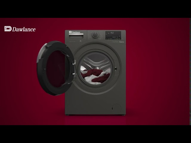 Dawlance Steam Care | Front Load Washing Machine