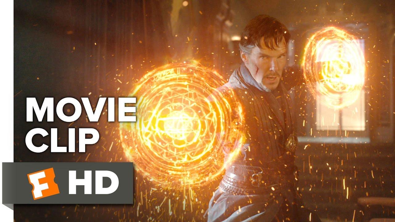 Doctor Strange Movie CLIP - Sanctum Battle (2016 ...
