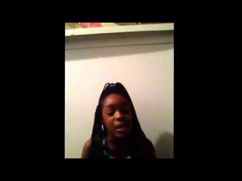 2015 - Amazingly talented 12 year old sings CeeLo Green - Mary Did You Know (The Bible)
