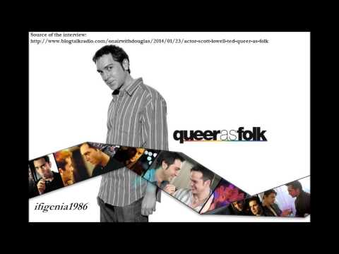 Scott Lowell Interview on Air With Douglas - January 22, 2014 (QAF reunion interviews)