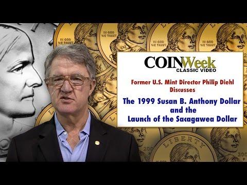 CoinWeek Classic: Philip Diehl Talks about 1999 SBA Dollars the Sacagawea Initial Success