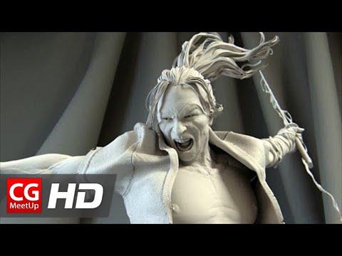 "CGI Showreels HD ""Character Modeling"" by Victor Hernandez | CGMeetup"