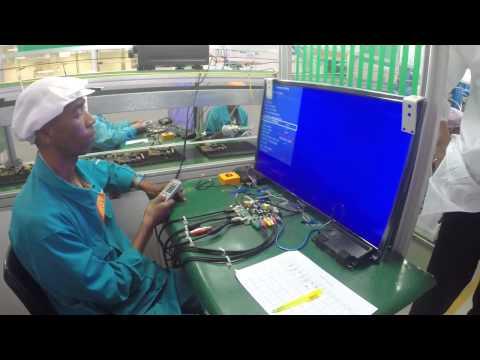 Hisense assembly factory - Cape Town (Part 3)
