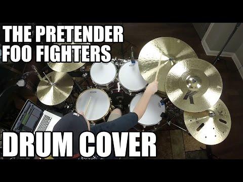 The Pretender  Foo Fighters Drum  HD